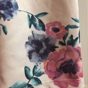 torrid Skirts - Torrid floral skirt size 4